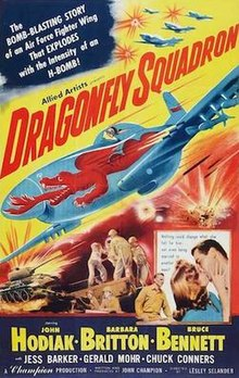 Dragonfly Squadron 1954 poster.jpg