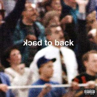 Back to Back (Drake song) - Image: Drake Back To Back Cover