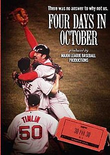 ESPN 30 for 30 Four Days in October poster.jpg