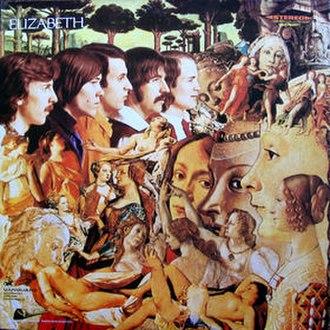 Elizabeth (band) - Elizabeth self titled album cover