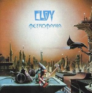 Metromania - Image: Eloy Metromania