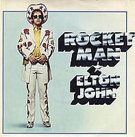 Picture of a game: Rocket Man