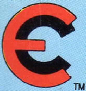 Eternity Comics - Image: Eternity Comics logo