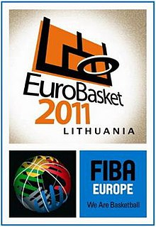 EuroBasket 2011 2011 edition of the FIBA EuroBasket