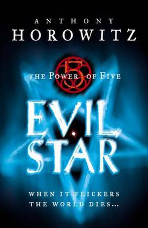 Evil Star (novel) - Image: Evlstr