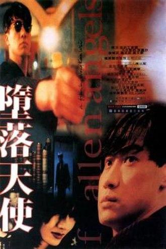 Fallen Angels (1995 film) - Image: Fallen Angels Poster