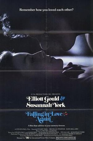 Falling in Love Again (1980 film) - Image: Falling in love again movie poster 1980