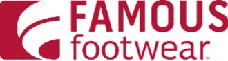 Famous Footwear - Image: Famous Footwear Logo