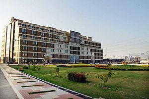 XLRI - Xavier School of Management - Father McGrath Residence, XLRI