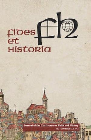 Fides et Historia - Image: Fides et Historia cover