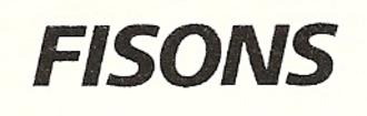 Fisons - Image: Fisonslogo