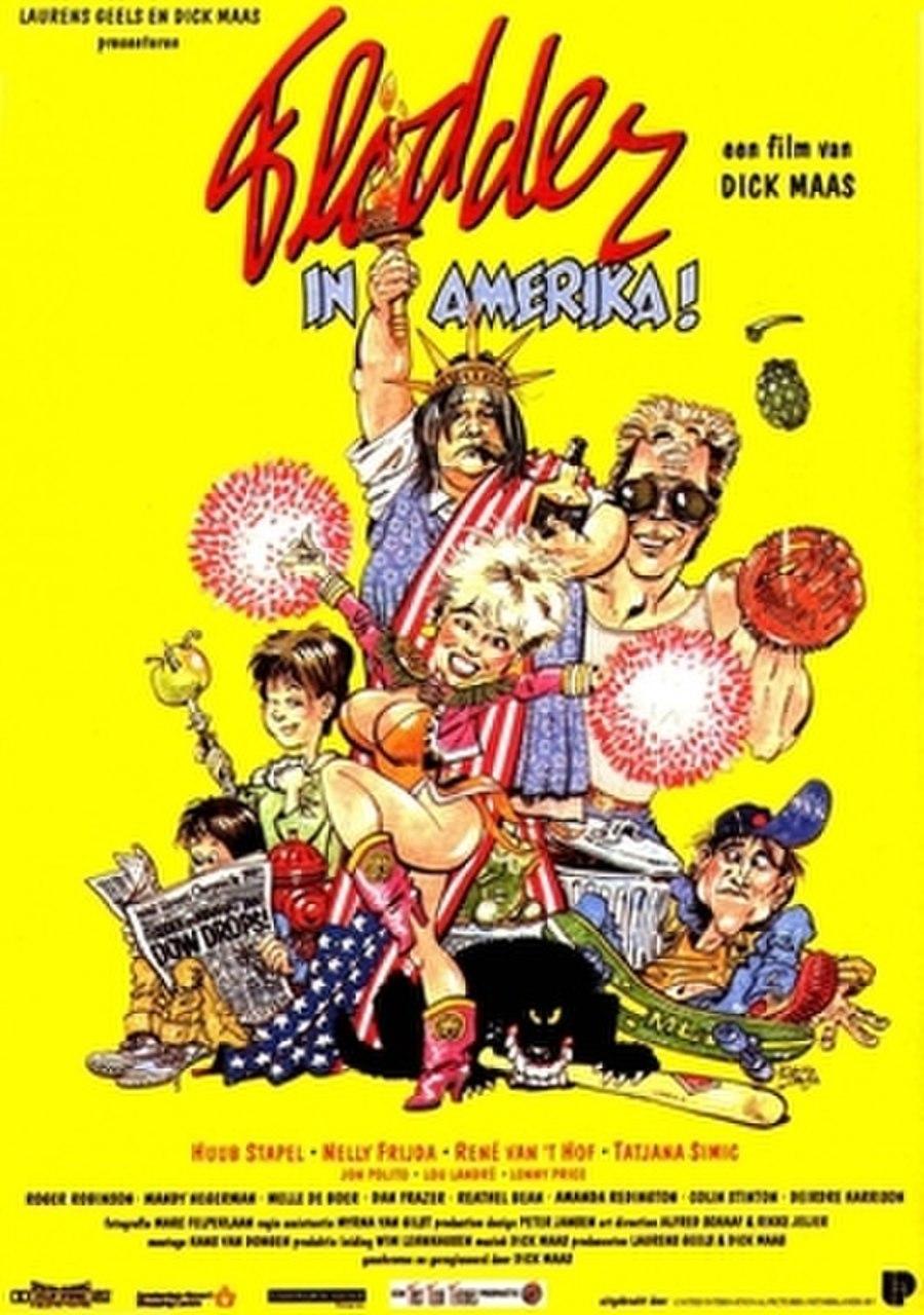 Flodders in America