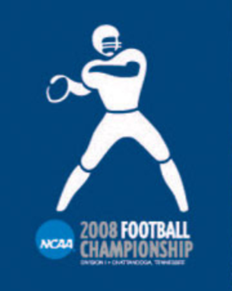 2008 NCAA Division I FCS football season - Logo for the 2008 NCAA Division I Football Championship Game