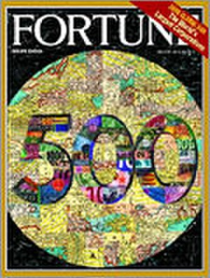 Fortune 500 - The July 24, 2006 issue of Fortune, featuring its Fortune 500 list