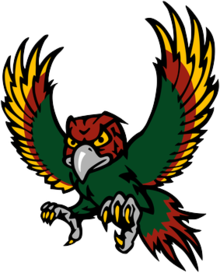 Free State High School Firebird Logo.png