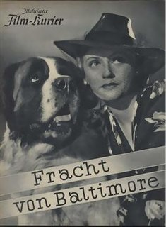 <i>Freight from Baltimore</i> 1938 film directed by Hans Hinrich