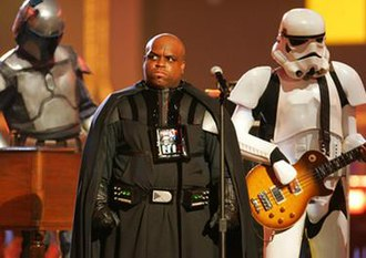Crazy (Gnarls Barkley song) - A Star Wars-themed performance of the song at the 2006 MTV Movie Awards.