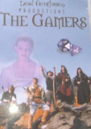 The Gamers (film) - Image: Gamer's Cover