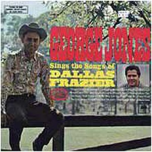 Sings the Songs of Dallas Frazier - Image: George Jones Songs of Dallas Frazier