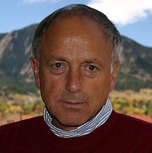 Gerhard Fischer (professor) - Gerhard Fischer at CU Boulder