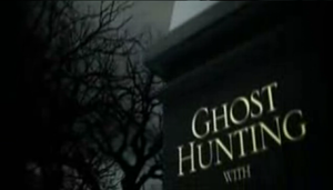 Ghosthunting With... - The logo to Ghosthunting With...