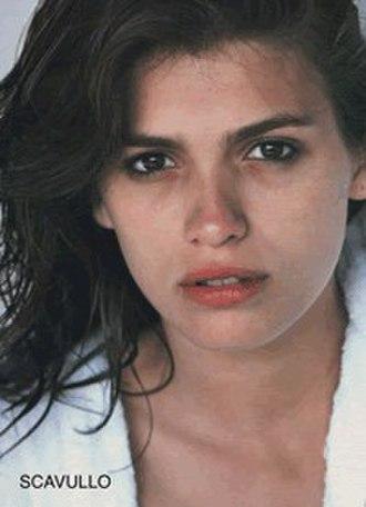 Gia Carangi - Carangi in 1982
