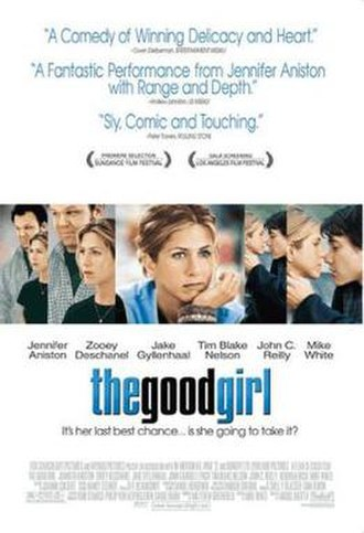 The Good Girl - Theatrical release poster