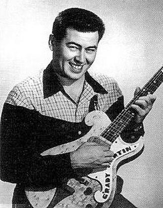 Grady Martin - Martin in the 1950s