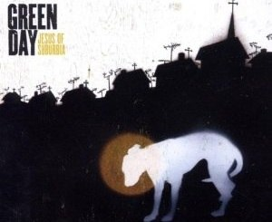 Jesus of Suburbia - Image: Green Day Jesus of Suburbia cover