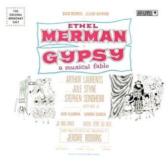 Gypsy (musical) - Original Broadway Cast Album