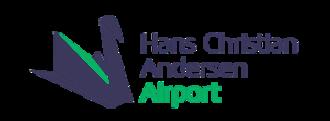 Hans Christian Andersen Airport - Image: Hans Christian Andersen Airport logo