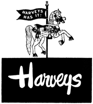 Harveys (department store) - Image: Harveys nashville