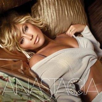 Heavy Rotation (Anastacia album) - Image: Heavy Rotation cover