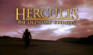 Hercules: The Legendary Journeys - Opening sequence logo