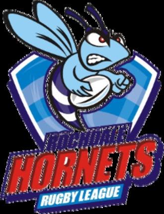 Rochdale Hornets - Image: Hornets RL logo