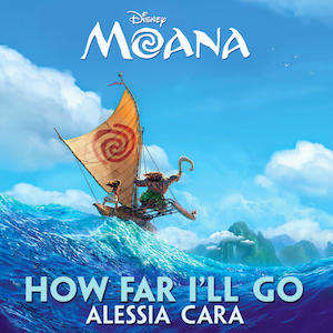 How Far I'll Go - Image: How Far I'll Go (Official Cover Art) by Alessia Cara