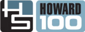 Howard 100 and Howard 101 - Image: Howard 100 logo
