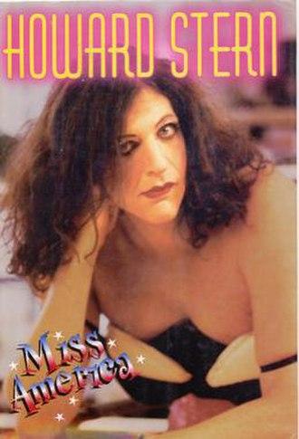 Miss America (book) - Image: Howard Sterns Miss America Hardback Cover