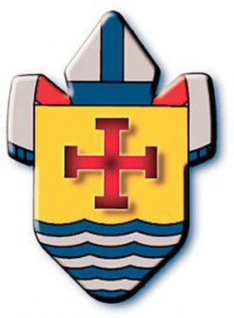 Roman Catholic Diocese of Jackson - Coat of Arms of the Diocese of Jackson