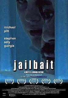 <i>Jailbait</i> (2004 film) 2004 American film directed by Brett C. Leonard