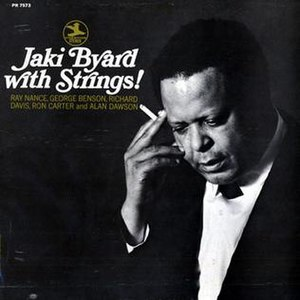 Jaki Byard with Strings! - Image: Jaki Byard with Strings!