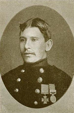 James Murray (VC) - Image: James Murray (VC)