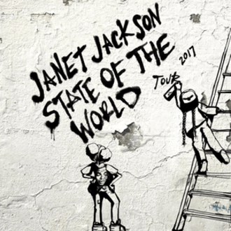 State of the World Tour - Official tour poster