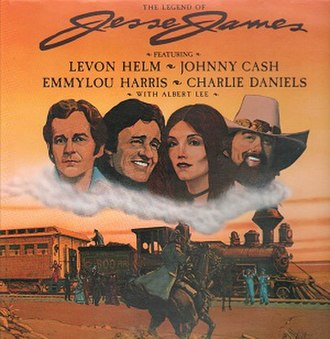 The Legend of Jesse James - Image: Jesse James CD cover