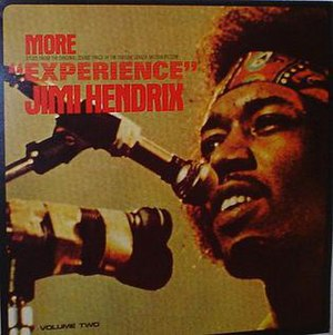 More Experience - Image: Jimi Hendrix More Experience