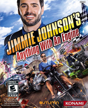 Jimmie Johnson's Anything with an Engine - Image: Jimmie Johnson's Anything with an Engine