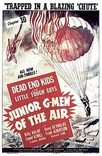 <i>Junior G-Men of the Air</i> 1942 film by Ray Taylor, Lewis D. Collins
