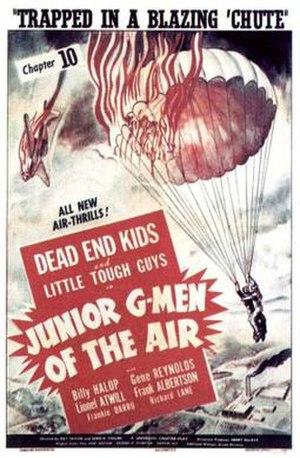 Junior G-Men of the Air - Image: Junior G Men of the Air Film Poster