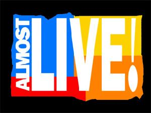 Almost Live! - Image: KING TV Almost Live logo