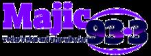 KMJI Majic93.3 logo.png